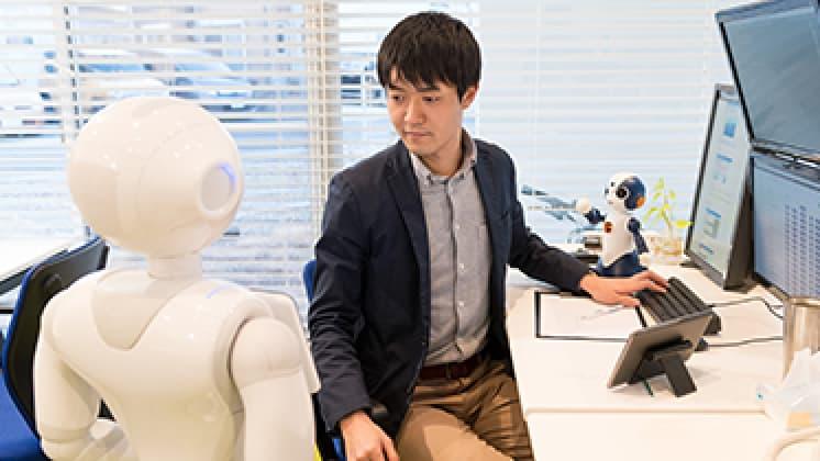 ロボットアプリケーション